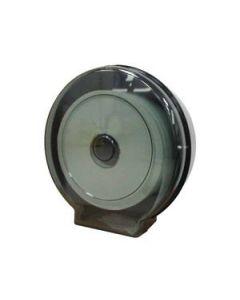 WC/TG Jumbo Roll Dispenser, Single Capacity, Black - 1 case (1 piece)