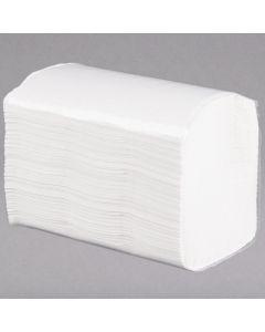 Yocup White 2-Ply Table Top Dispenser Napkin - 1 case (6000 sheet, 24/250)