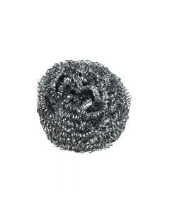 Generic Stainless Steel Scrubbers, 50 GM - 1 case (72 piece)