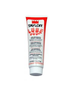 Taylor Red Label High Performance Sanitary Lubricant 4 oz Tube - 1 piece