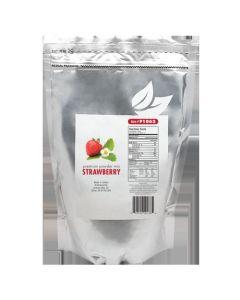Tea Zone Strawberry Flavored Powder 2.2 lb Bag - 1 bag