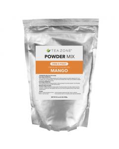 Tea Zone Mango Flavored Powder 2.2 lb Bag - 1 bag
