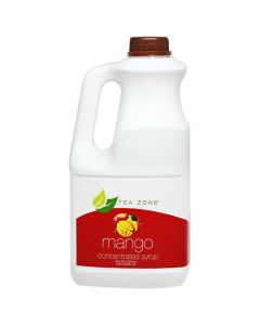 Tea Zone Mango Syrup 64 fl. oz Bottle - 1 bottle