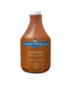 Ghirardelli Caramel Sauce 90.4 oz Bottle - 1 bottle