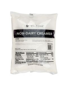 Tea Zone Non-Dairy Creamer 2.65 lb Bag - 1 case (10 bag)