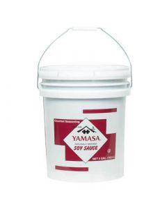 Yamasa Soy Sauce 5 Gal Pail - 1 case (1 pail)