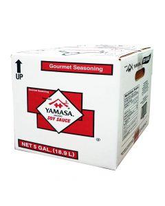Yamasa Soy Sauce 5 Gal Cube - 1 case (1 box)