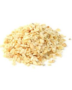 Generic Dried Minced Garlic 5 lbs bag - 1 bag