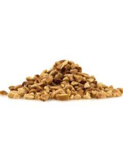 Generic Peanuts - Chopped/Diced - 10 lbs Bag - 1 case (1 bag)
