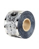 Generic 98mm Generic Print Sealing Film Roll For PET Cups (3500ct) - 1 roll