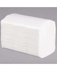 Yocup White 2-Ply Table Top Dispenser Napkin - 1 case (6000 sheet, 24/250)