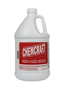 Generic Oven Cleaner Liquid, 1 Gallon Bottle - 1 case (4 bottle)
