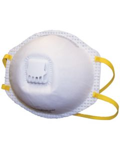 AEGIS N95 Disposable Respirator with Exhalation Valve - 10/pack