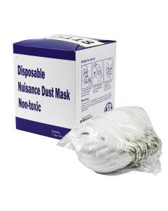 Nuisance Disposable Dust Face Mask - Box of 50