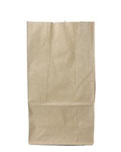 Generic 8# Kraft Paper Grocery Bag (6.13 x 4.13 x 12.44 in) - 1 case (500 piece)