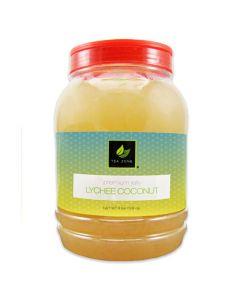 Tea Zone Lychee Coconut Jelly 8.5 lb Jar - 1 jar
