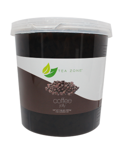 Tea Zone Coffee Jelly 8.5 lb Jar - 1 jar
