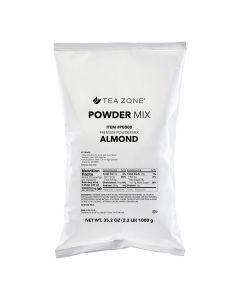 Tea Zone Almond Powder (Made in USA) 2.2 lb Bag - 1 bag