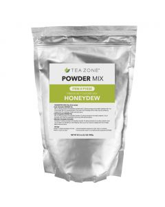 Tea Zone Honeydew Flavored Powder 2.2 lb Bag - 1 bag