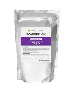 Tea Zone Taro Flavored Powder (original) 2.2 lb Bag - 1 bag