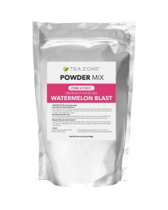 Tea Zone Watermelon Blast (mix) Powder 2.2 lb Bag - 1 bag (Clearance**EXP 5/9/2020)
