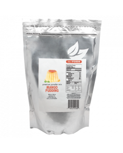 Ohsweet Sweetened Mango Flavored Pudding Powder Mix 2.2 lb - 1 bag