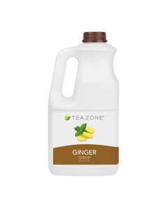 Tea Zone Ginger Syrup 64 fl. oz Bottle - 1 bottle