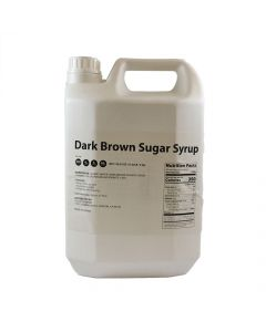 Ohsweet Original Dark Brown Sugar Syrup 11 lb Jug - 1 jug