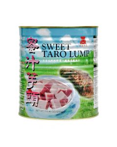 Tea Zone Premium Sweet Taro Lump 7.0 lbs Can - 1 can