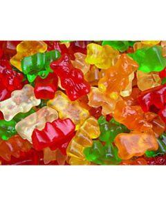 Albanese 12 Flavor Gummi Bears, Classic 5lb Bag - 1 bag