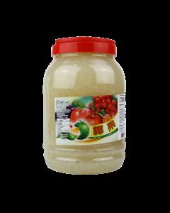 Ohsweet Lychee Coconut Jelly 8.5 lb Jar - 1 jar