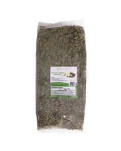 Tea Zone Premium Jasmine Green Tea Leaves 8.5 oz Bag - 1 case (25 bag)